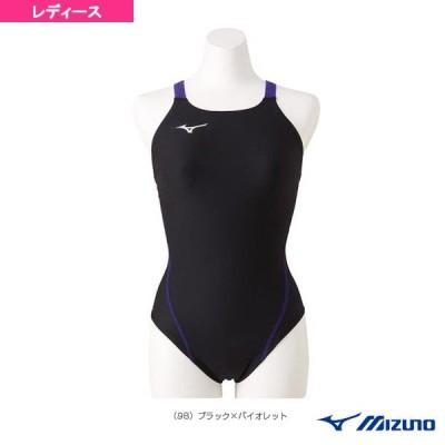 ミズノ 水泳ウェア(レディース)  エクサースーツ ミディアムカット/レディース(N2MA8261)