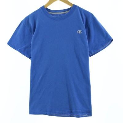 チャンピオン ワンポイントロゴTシャツ メンズS /eaa067099