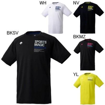 デサント バレーボール プラクティスシャツ 半袖プラクティスシャツ DESCENTE DVUNJA53
