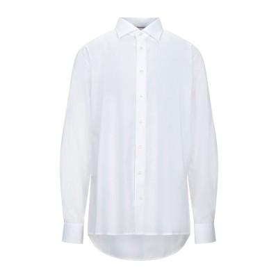 ETON シャツ ホワイト 40 コットン 100% シャツ