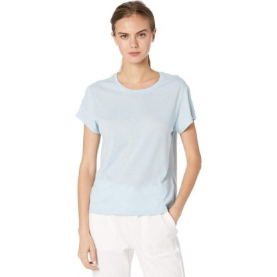 スプレンディッド Splendid レディース Tシャツ トップス Eco Crew Neck Tee Cloud Blue
