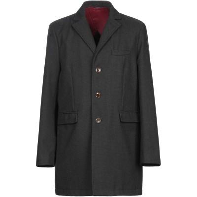 アティピコ AT.P.CO コート ブラック M ポリエステル 75% / ウール 25% コート