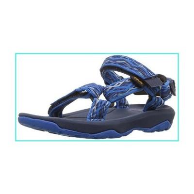 【新品】Teva Boys' K Hurricane XLT 2 Sport Sandal, Delmar Blue, 2 M US Little Kid(並行輸入品)