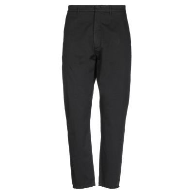 ペンス PENCE パンツ ブラック 52 コットン 98% / ポリウレタン 2% パンツ