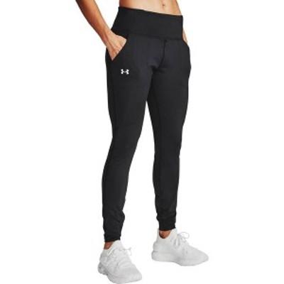 アンダーアーマー レディース カジュアルパンツ ボトムス Under Armour Women's HeatGear Fly Fast 2.0 Jogger Pants Black