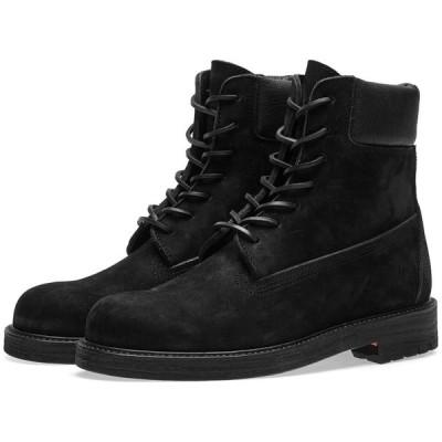 エンダースキーマ Hender Scheme メンズ スニーカー シューズ・靴 Manual Industrial Products 14 Black