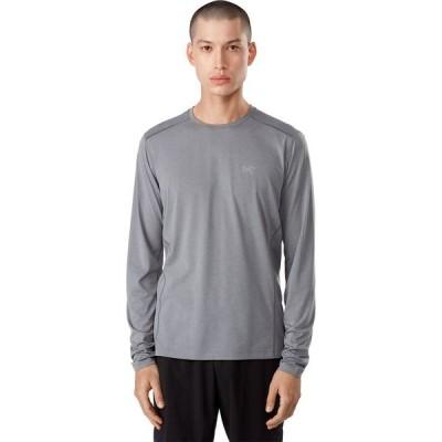 【ポイント最大18倍!!】(取寄)アークテリクス クルー ロングスリーブ シャツ - メンズ Arc'teryx Motus Crew Long-Sleeve Shirt - Men's Binary