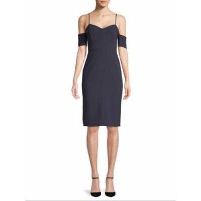 ライクリー レディース ワンピース Arden Cold-Shoulder Sheath Dress