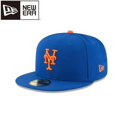 ◆◆送料無料 定形外発送 <ニューエラ> NEWERA キャップ 59FIFTY MLBオンフィールド ニューヨーク・メッツ ゲーム 11449356