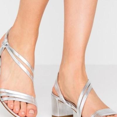 レディース 靴 シューズ ANAIZA - Sandals - argent