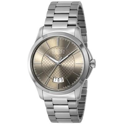 グッチ GUCCI 腕時計 Gタイムレス ステンレスベルトMウォッチ YA126431ギフトラッピング無料