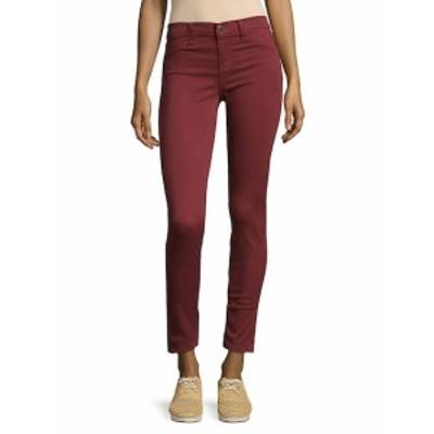 J ブランド レディース パンツ Woven Super Skinny Pants