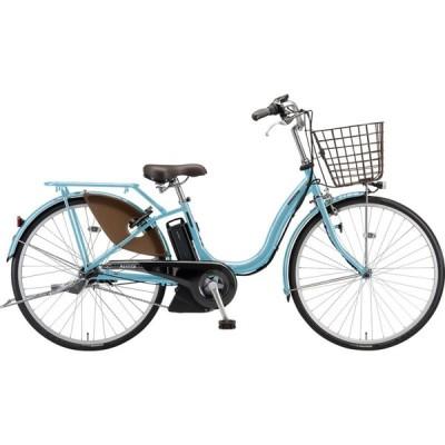 ブリヂストン 電動アシスト自転車 アシスタU STD A4SC11 E.Xマリノブルー