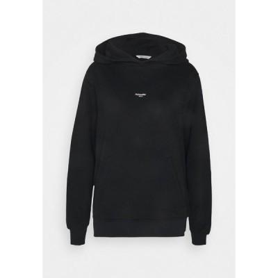 ホルツワイラー パーカー・スウェットシャツ レディース アウター OSLO - Sweatshirt - black