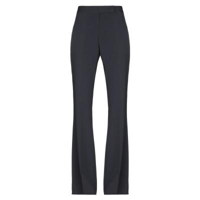 CALVIN KLEIN COLLECTION パンツ ブラック 46 レーヨン 60% / アセテート 35% / ポリウレタン 5% パンツ