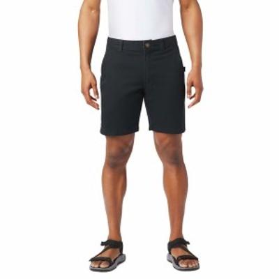 コロンビア メンズ ハーフ&ショーツ ボトムス Ultimate Roc Flex Shorts Black