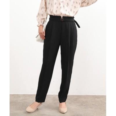 ViS / 【WEB限定】カラーテーパードパンツ WOMEN パンツ > スラックス