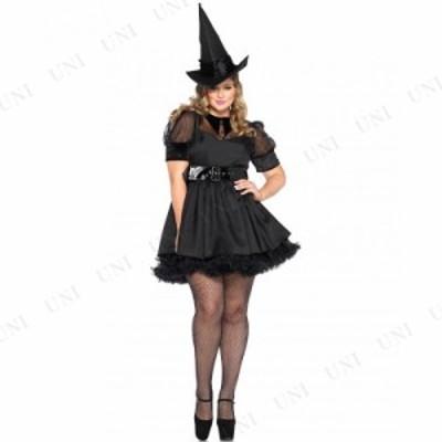 コスプレ 仮装 魅惑的な魔女 1X-2X コスプレ 衣装 ハロウィン 仮装 大きいサイズ レディース コスチューム 大人用 パーティーグッズ 余興