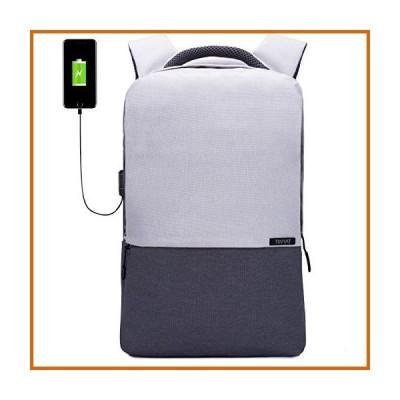 送料無料 TINYATトラベルバックパック、USB充電ポート付きコンピュータバッグ、女性用、男性用