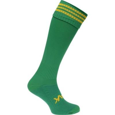 Atak メンズ サッカー ソックス Football Socks Green/Gold