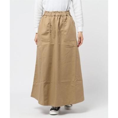 スカート Dickies (ディッキーズ)  TCツイル後ろインバーテッドスカート