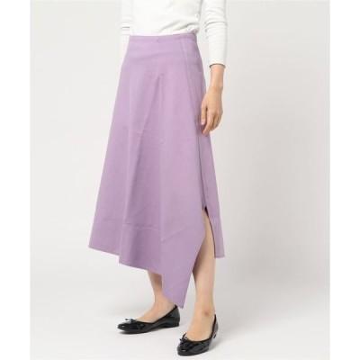 スカート TIBI/アシンメトリースカート