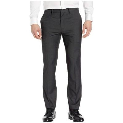 ケネスコール メンズ カジュアルパンツ ボトムス Stretch Textured Weave Slim Fit Dress Pants