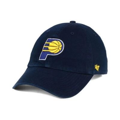 47ブランド メンズ 帽子 アクセサリー Indiana Pacers CLEAN UP Cap