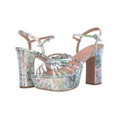 Chinese Laundry チャイニーズランドリー レディース 女性用 シューズ 靴 ヒール Doll - Opal Multi Trippy Snake