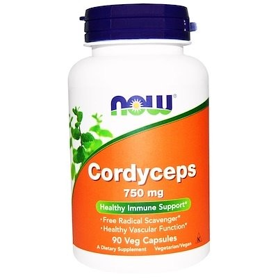 Cordyceps, 750 mg, 90 Veg Capsules