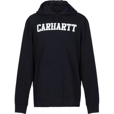 カーハート CARHARTT メンズ パーカー トップス hooded sweatshirt Dark blue