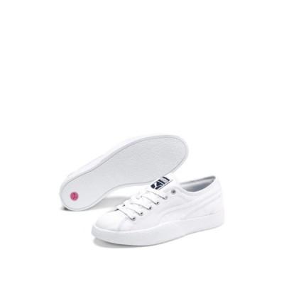 プーマ レディース スニーカー シューズ Love Canvas Sneaker WHITE