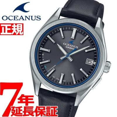 店内ポイント最大25倍!オシアナス 電波ソーラー 腕時計 メンズ OCW-T200SCE-8AJR カシオ CASIO OCEANUS