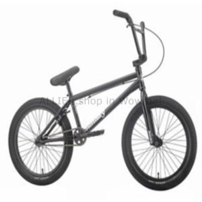BMX 2019サンデースカウト20インチBMX自転車マットブラックコンプリートBMX自転車  2019 Sunday Scout