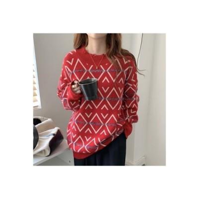 【送料無料】セミハイ襟 明るいシルクのセーター アウターウェア 女 ルース アウトドア 秋冬 新しい   364331_A63990-8188752