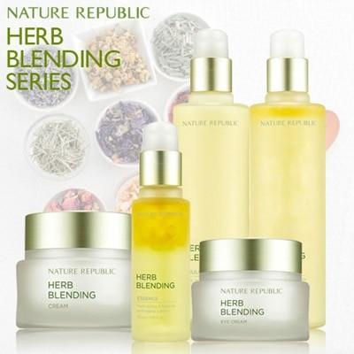 NATURE REPUBLIC Herb Blending Series ネイチャーリパブリック [韓国コスメ NATURE REPUBLIC] ハブブレンディングシリーズ