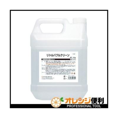 鈴木油脂工業 SYK リトルバブルクリーン 4kg S-2772 【760-6419】