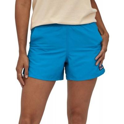 """パタゴニア Patagonia レディース ショートパンツ ボトムス・パンツ Baggies 5"""" Shorts Joya Blue"""