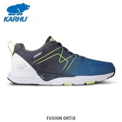 KARHU カルフ メンズ スニーカー シューズ MEN'S FUSION ORTIX OLYMPIAN BLUE/BLUE NIGHT KH100271