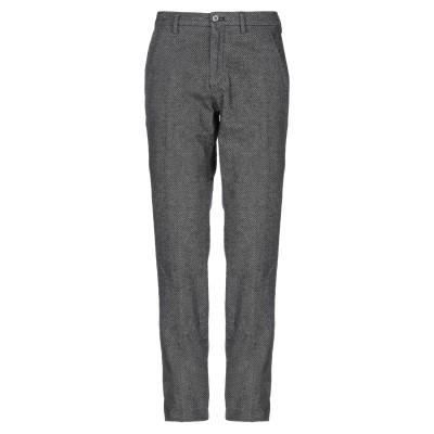 メイソンズ MASON'S パンツ ブラック 52 コットン 98% / ポリウレタン 2% パンツ