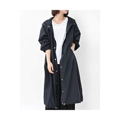 [JANJAMCOLLECTION]大きいサイズ レディース アウター コート 長袖 バレル型フード ロング丈 ライトアウター モッズコート スプリン