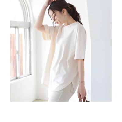 B:MING by BEAMS / フットボール プリント Tシャツ