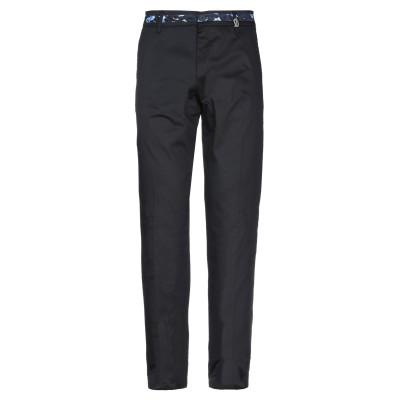 VERSACE JEANS パンツ ブラック 36 コットン 98% / ポリウレタン 2% パンツ