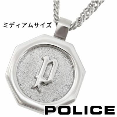 ポリス ネックレス ペンダント メンズ POLICE TOKEN 26155PSS01 (ミディアムサイズ)
