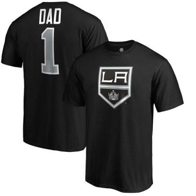 ファナティクス ブランデッド メンズ Tシャツ トップス Los Angeles Kings Fanatics Branded #1 Dad T-Shirt