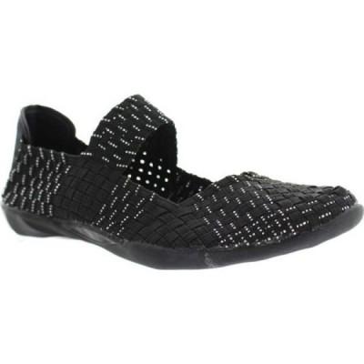 ベルニー メイヴ Bernie Mev レディース シューズ・靴 Cuddly Black Shimmer