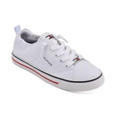 トミー ヒルフィガー レディース スニーカー シューズ Odesi Sneakers White