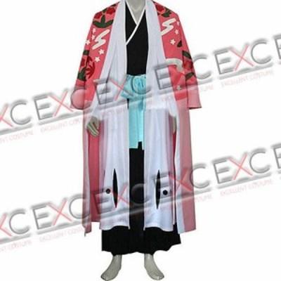 BLEACH(ブリーチ) 京楽春水(きょうらくしゅんすい) 風 コスプレ衣装
