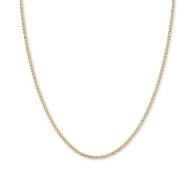 """メイシーズ Macy's メンズ ネックレス ジュエリー・アクセサリー 18"""" Nonna Link Chain Collar Necklace (2-9/10mm) in 14k Gold Gold"""