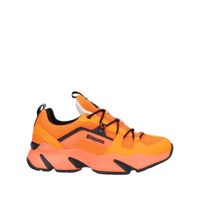 ブラウアー BLAUER スニーカー オレンジ 41 紡績繊維 スニーカー